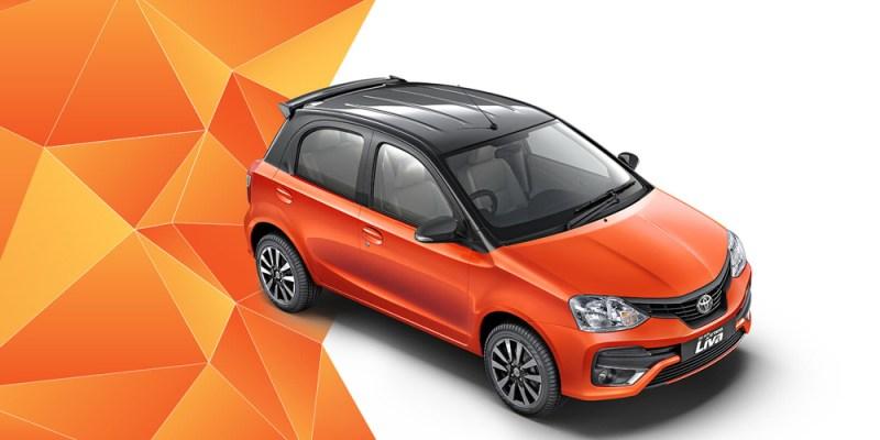 Toyota Etios Punya Warna Segar