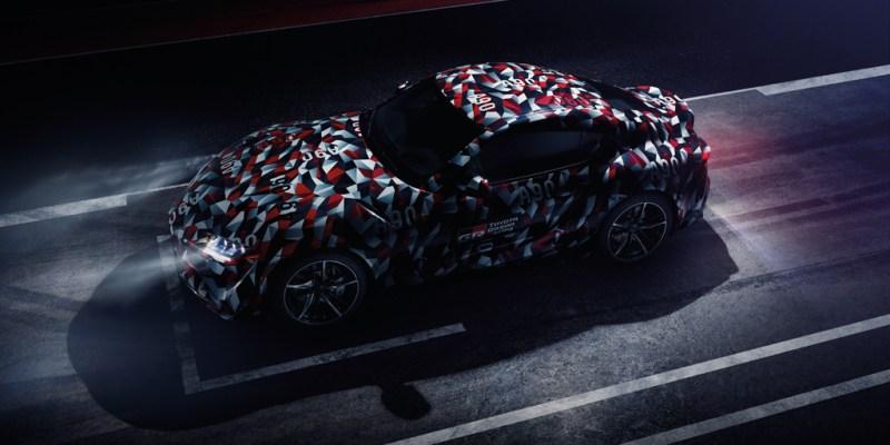 Toyota Supra akan Bikin Panas Goodwood