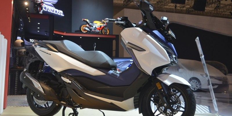 AHM Oil Luncurkan Pelumas Transmisi untuk Honda Forza