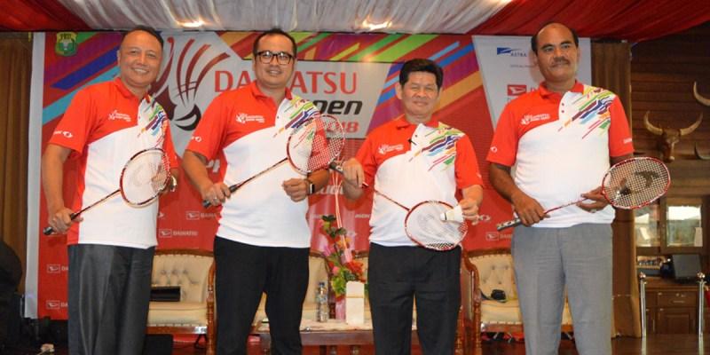Daihatsu ASTEC Open 2018 Sambangi Padang