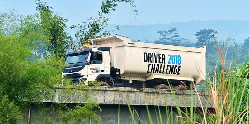 Driver Truk Terbaik Indonesia Berangkat ke Swedia