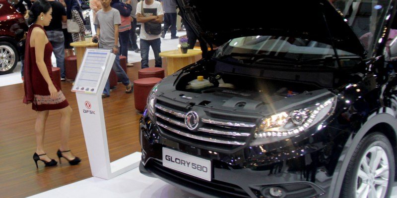 Test Drive Glory 580 di GIIAS 2018