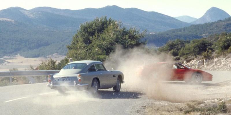 Mobil Legenda James Bond Dibuat Lagi!