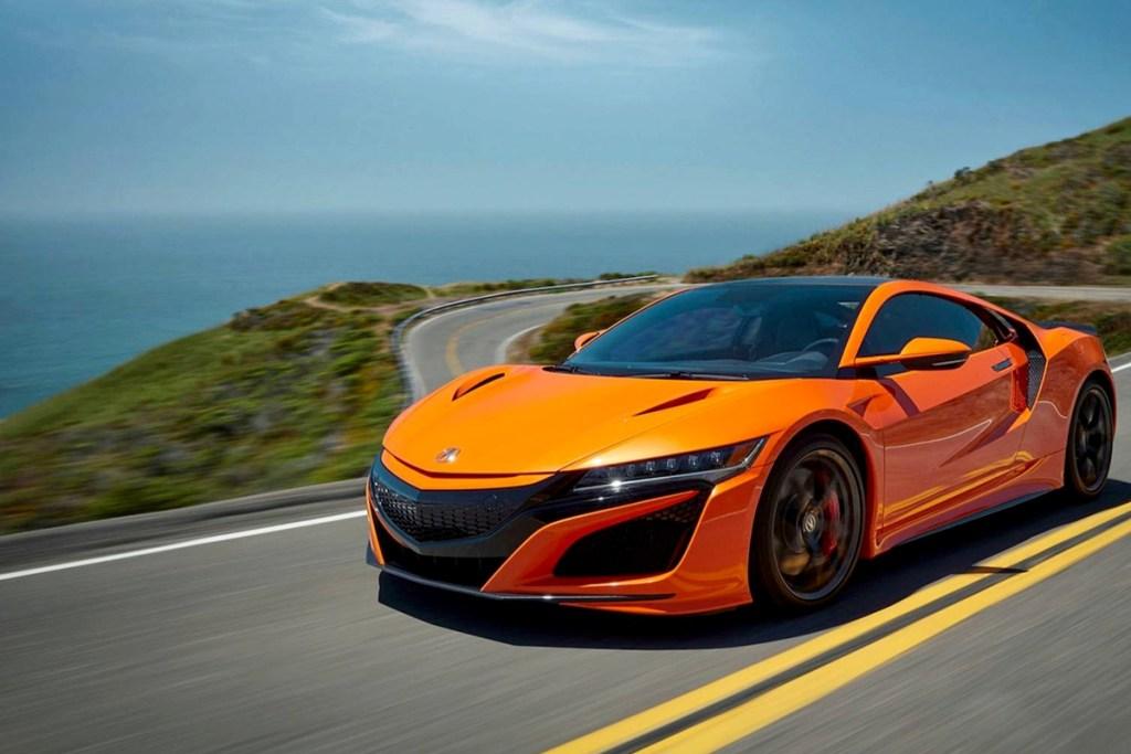 Debut Pertama Acura NSX 2019 di Monterey Car Week
