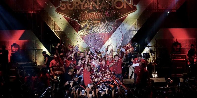 Dari Ajang Suryanation Motorland Battle 2018 Semarang