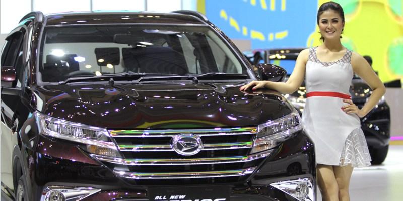 Terios Dorong Penjualan Daihatsu