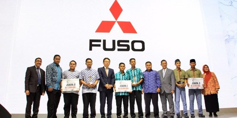 Ini Pemenang Fuso Student Skill Competition