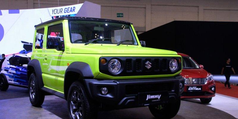 Akhirnya Terkuak, Inilah Harga Suzuki Jimny untuk Pasar Indonesia