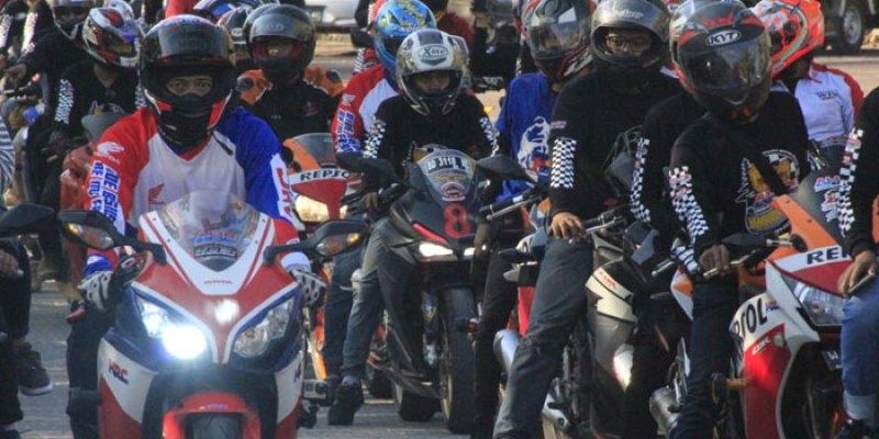 Meriah, Jambore Nasional Honda CBR 2018 Bali