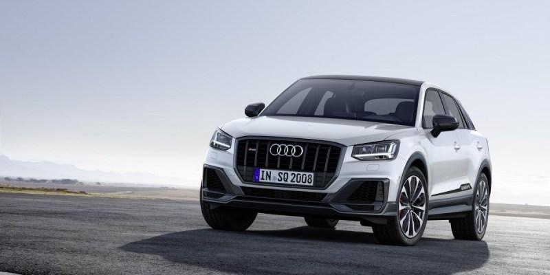 Audi SQ2, Akhirnya Jadi SUV Kencang!