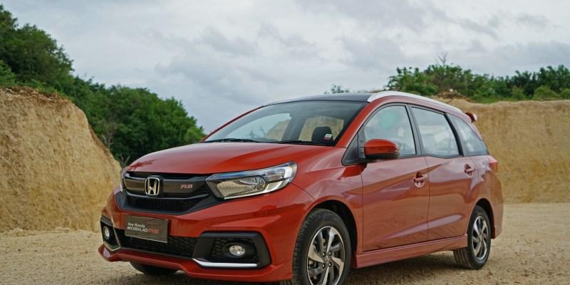 Penjualan Mobil Honda Makin Merata di Kuartal Keempat Tahun 2020