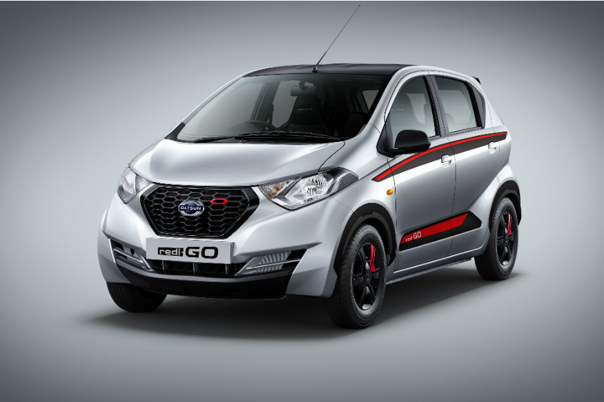 Datsun redi-GO Limited Edition, Sambut Perayaan India