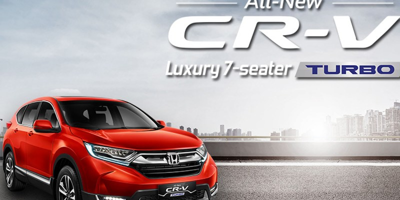 Jelajah Nusantara Bersama All New Honda CR-V Turbo