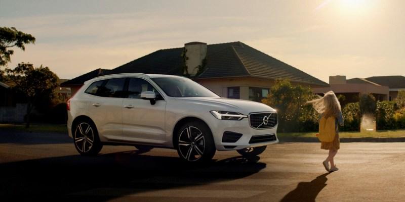 Mobil Volvo Tahun 2020 Hanya Bisa Dikebut 180 Km/Jam