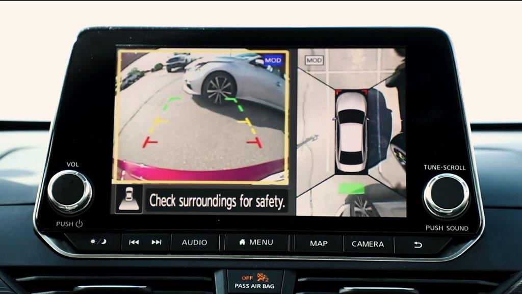 Nissan Safety Shield 360, Bantu Minimalisir Insiden