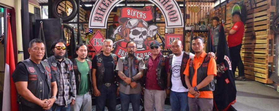 Jelang 30 Tahun Bikers Brotherhood 1% MC Indonesia