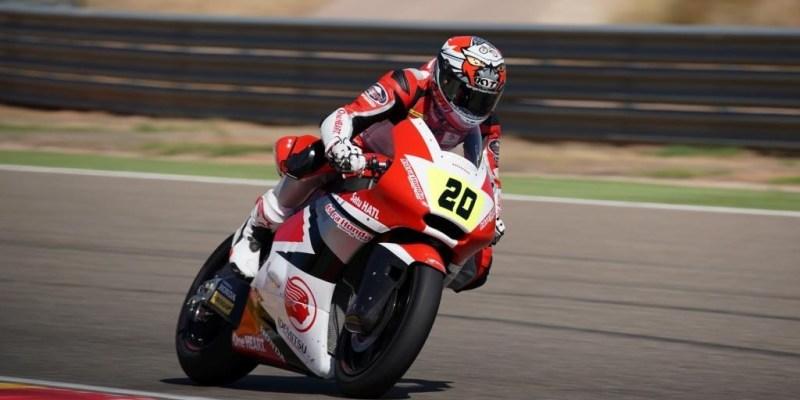 Dimas Ekky Tampil di GP Moto2 Sepang Akhir Pekan Ini