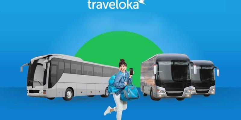 Tiket Bus Malam Bisa Lewat Traveloka