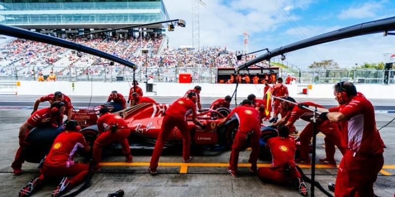 Scuderia Ferrari Salah Strategi Kualifikasi F1 Jepang 2018