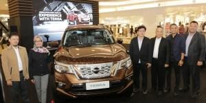 New Nissan Terra Resmi Meluncur di Surabaya