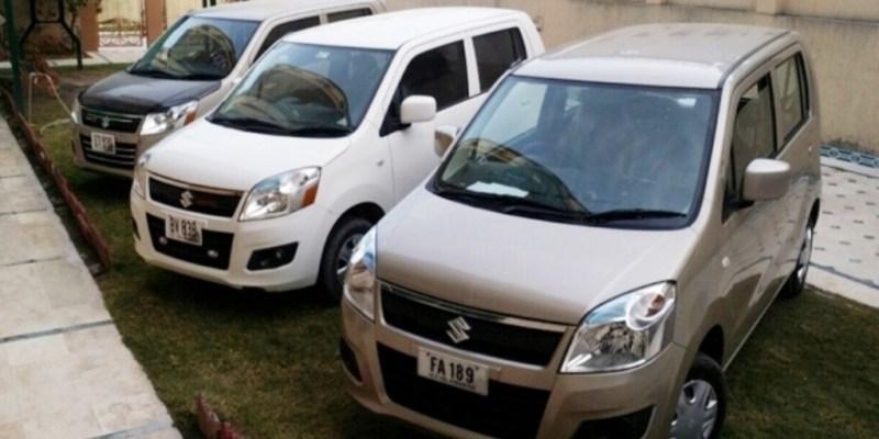 Karimun Wagon R Produksi Tambun Laku Keras di Pakistan