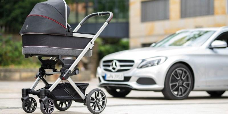Dorongan Bayi Mercedes-Benz Avantgarde, Keren!
