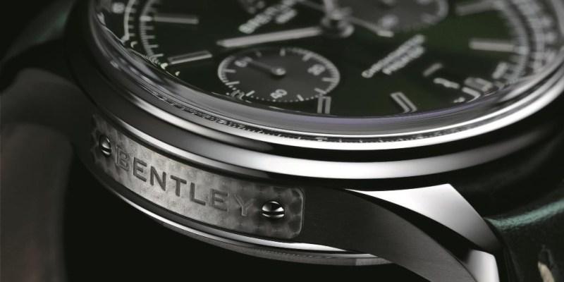 Breitling dan Bentley Berkolaborasi Lagi