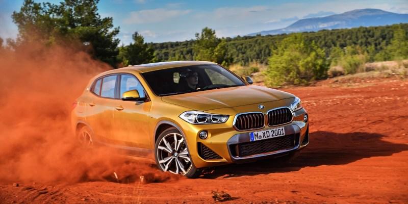 Siap-Siap, BMW X2 akan Hadir di Indonesia