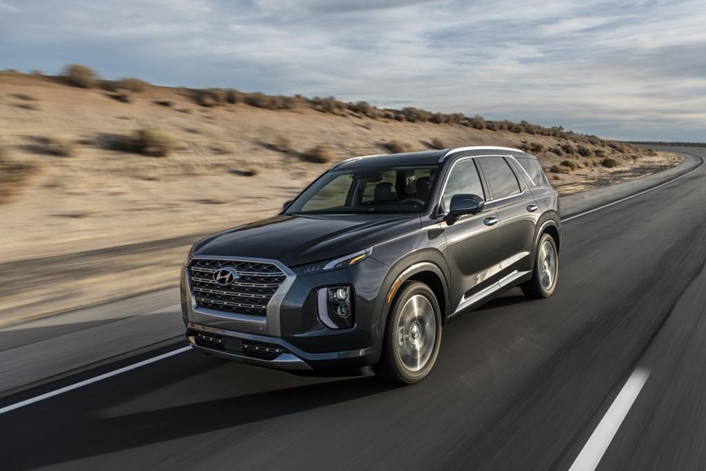 Hyundai Palisade, Flagship Baru di Amerika