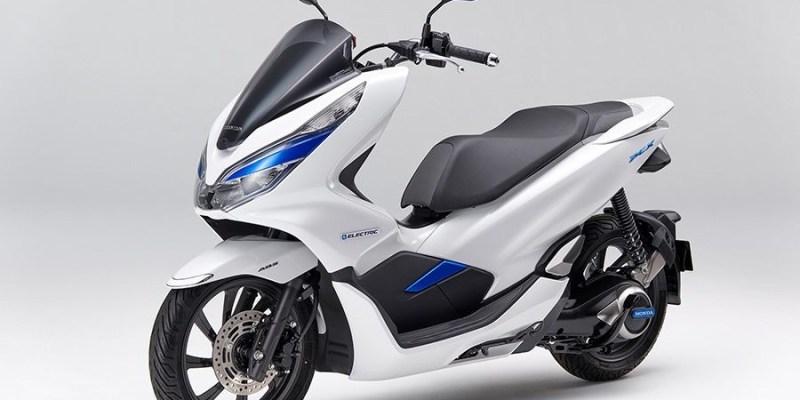 Honda PCX Electric Mulai Dijual di Jepang