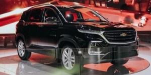 Chevrolet Captiva 2019, Rasa Wuling SUV