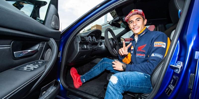 Marc Marquez Siap Keliling Bandung Februari Mendatang