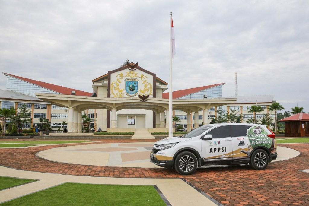 Tiba di Manokwari, Honda CR-V Turbo Tuntaskan Jelajah Nusantara