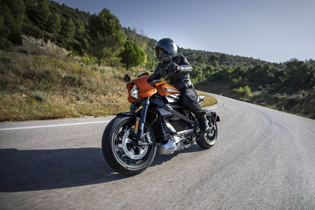 Harley Davidson Listrik Meluncur Tahun Depan