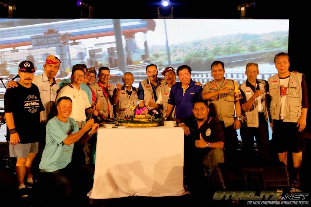 PPMKI Jalin Kerjasama Dengan Classic Mercedes Taiwan
