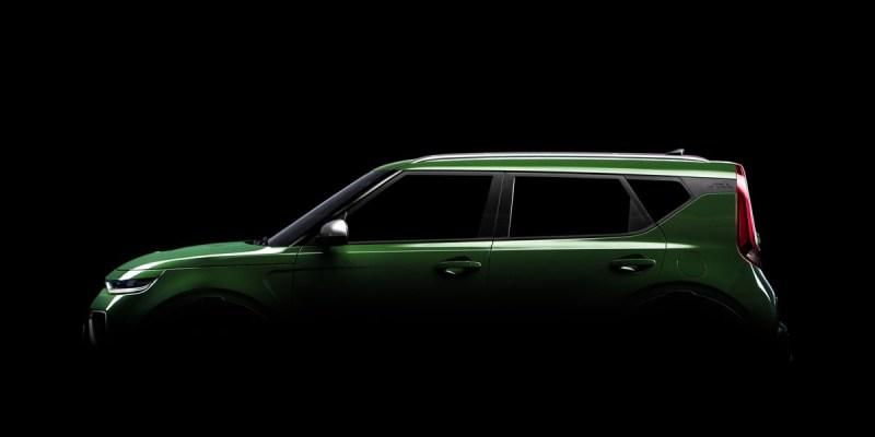Jelang LA Auto Show, Kia Soul Sebar Detail