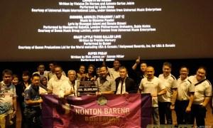 Nonton Bareng 'Bohemian Rhapsody' Bersama MBSL CI
