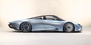 McLaren Speedtail, Seperti Ini Supercar Rp 33 Miliar