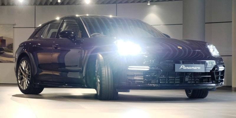 Porsche Panamera Sport Turismo Meluncur di Indonesia