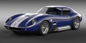 Scuderia Cameron Glickenhaus 006 Coupe dan 006 Spyder