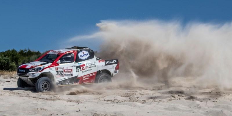 Dakar 2019, Toyota Gazoo Racing SA Siap Tempur!