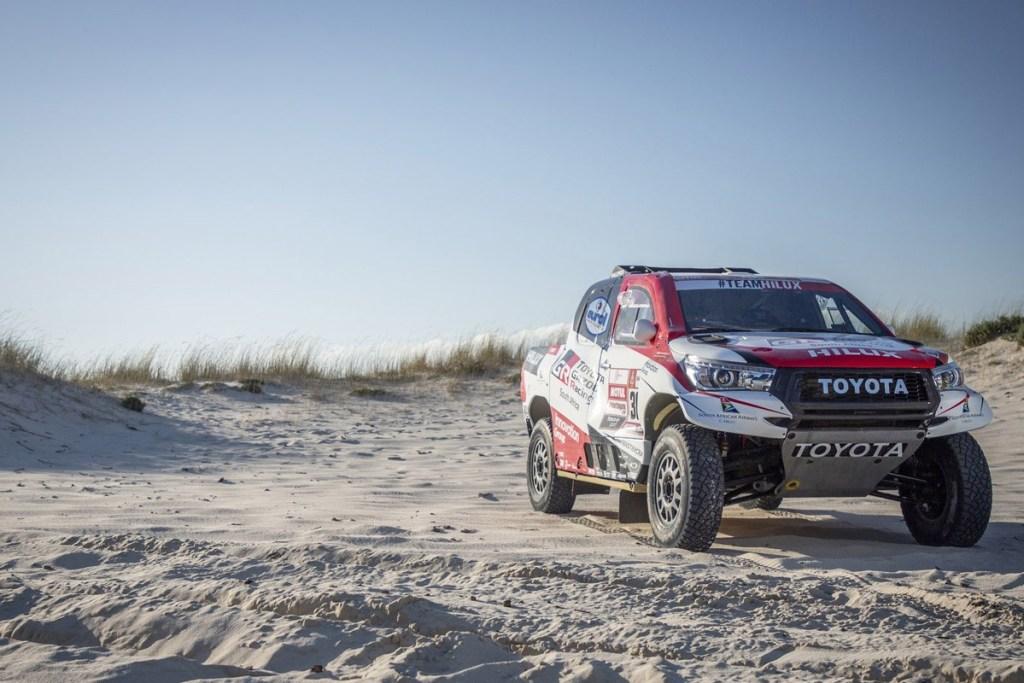Toyota Gazoo Racing South Africa Perkenalkan Hilux Dakar 2019