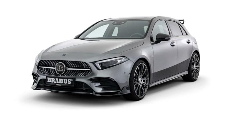 Mercedes-Benz A-Class, Anti Mainstream!