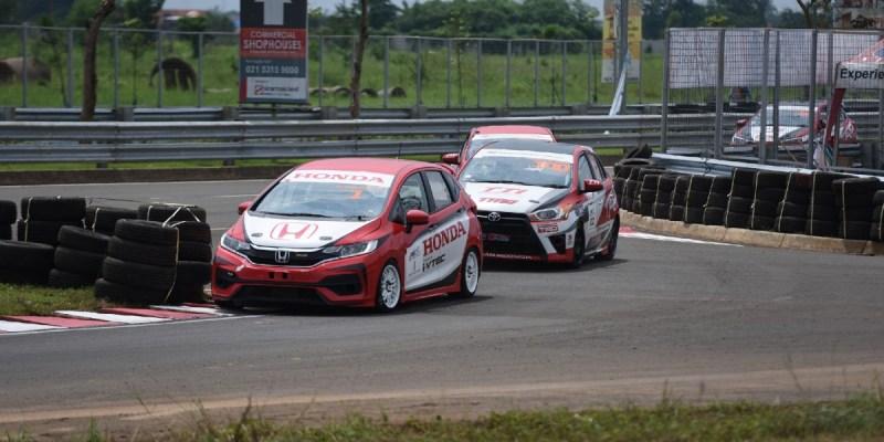 Alvin Bahar Kuasai ITCC 1600 Max Di Seri Akhir Musim 2018