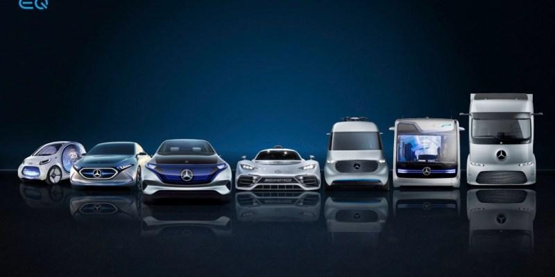 Ada 130 EV Baru, Daimler Beli Baterai Rp 329,5 Triliun