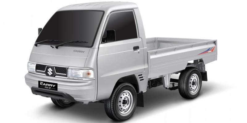 Suzuki Recall 19.926 Unit Carry Pick Up dan Carry Real Van