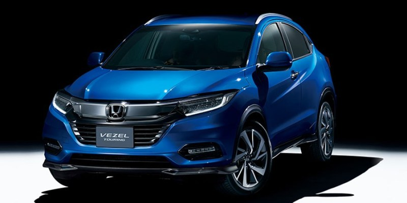 Honda Vezel Touring, Ditunggu 31 Januari 2019