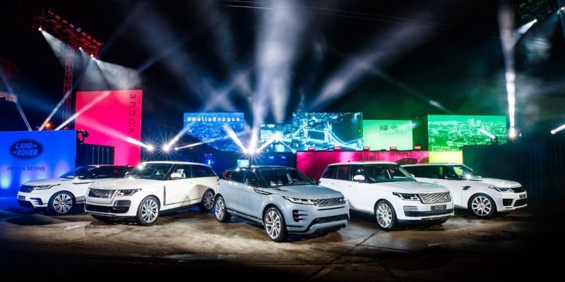 Jaguar Land Rover Absen Pameran Akbar Swiss