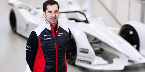 Neel Jani jadi Pembalap Utama Porsche di Formula E