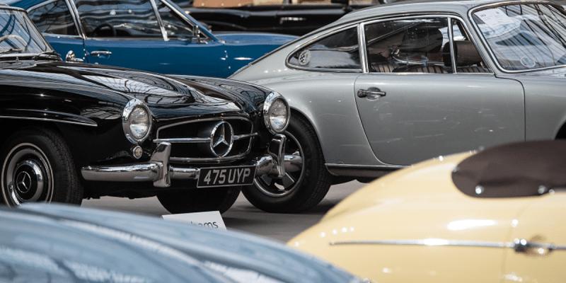 Beberapa Penjualan Mobil Klasik Termahal Tahun Ini (3)